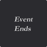 event ends