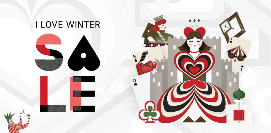 i love winter sale