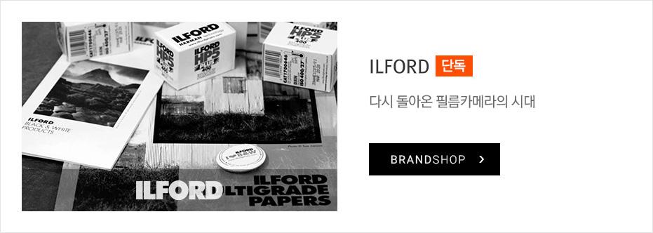 ILFORD/단독, 다시 돌아온 필름 카메라의 시대