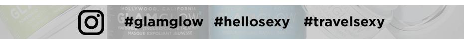 인스타그램 #glamglow #hellosexy #travelsexy