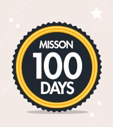 I Rewards, 100일간의 기회