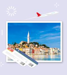 크로아티아 항공권 경품 이벤트