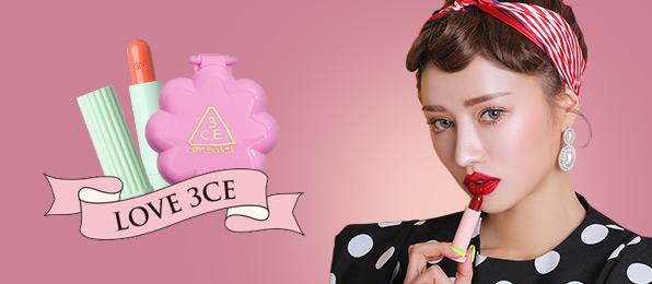LOVE 3CE 컬렉션