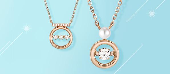 스톤헨지 Stella Necklace Jewelry